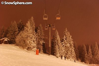 snowboarding kopaonik