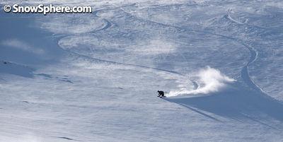 eskimo freeride snowboarding
