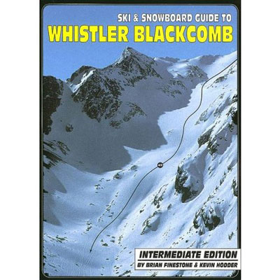ski and snowboard guide book to whistler blackcomb (intermediate edition