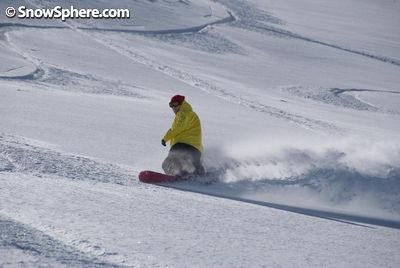 snowboard powder macedonia