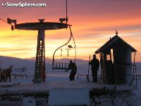 snowboarding scotland the lecht