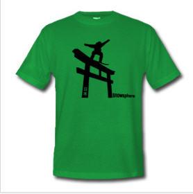 Snowboard Japan T-shirt